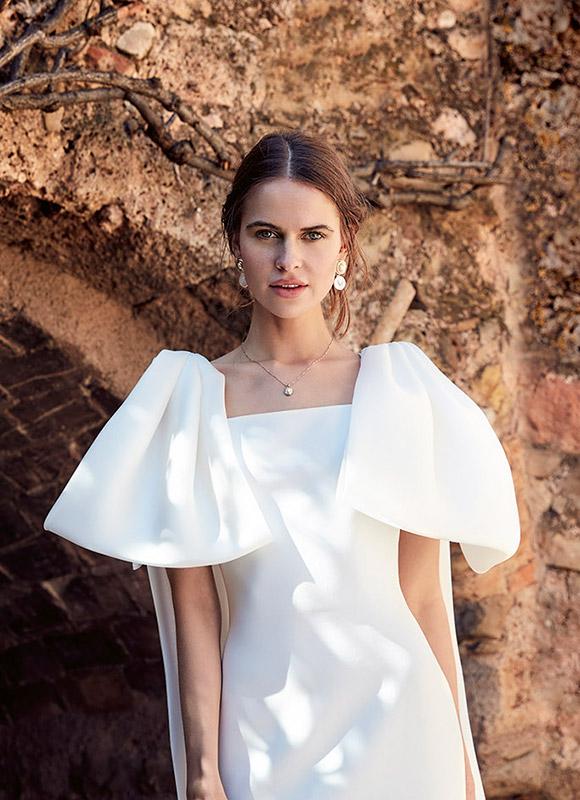 vestidos de novia elegantes en pamplona - garaicoechea novias